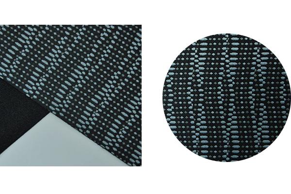 链条纹提花面料DS8126