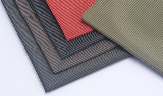 阳离子双色平纹PVC涂层牛津布