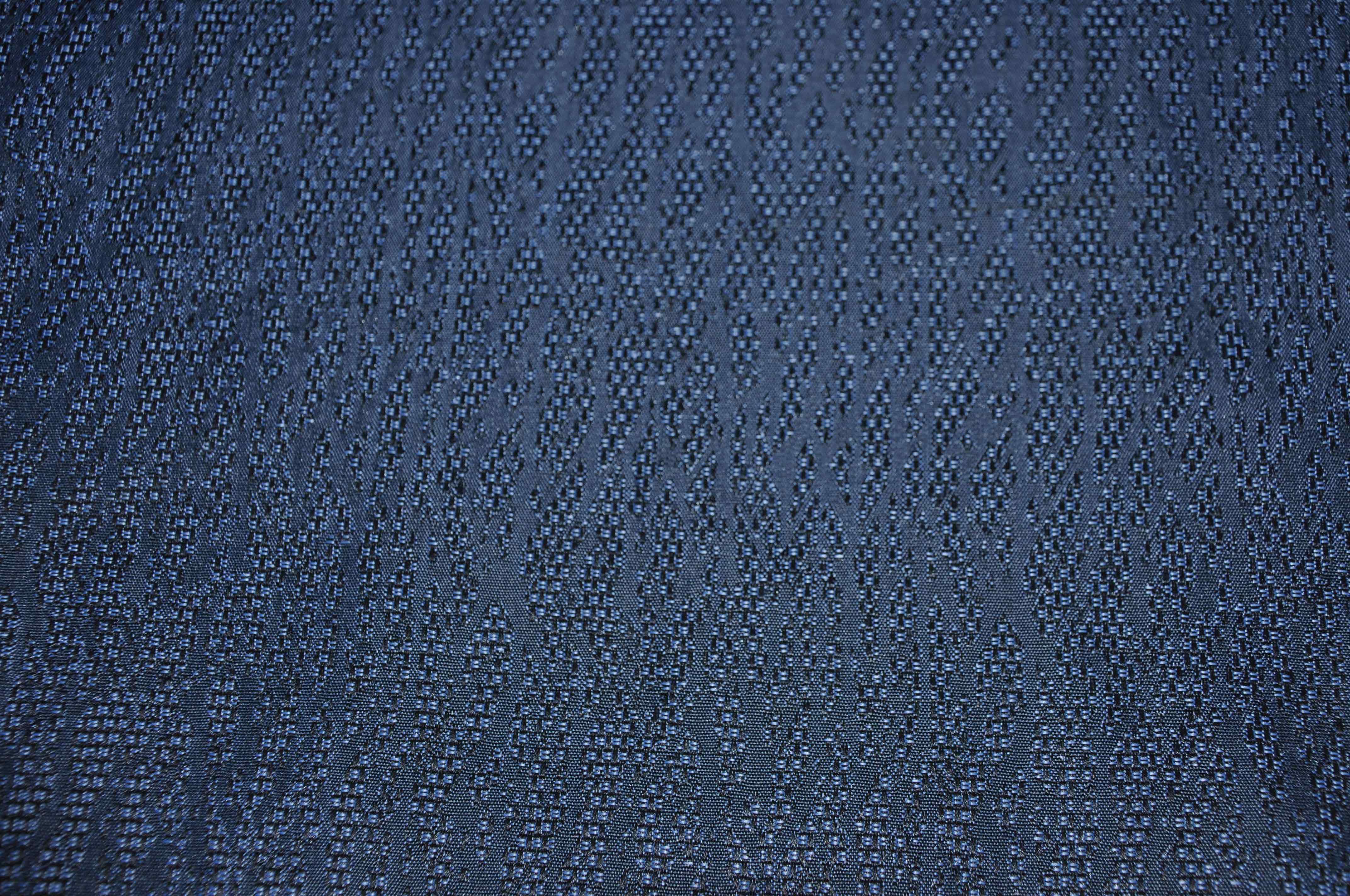 蓝底湖光星点DS8004-3面料
