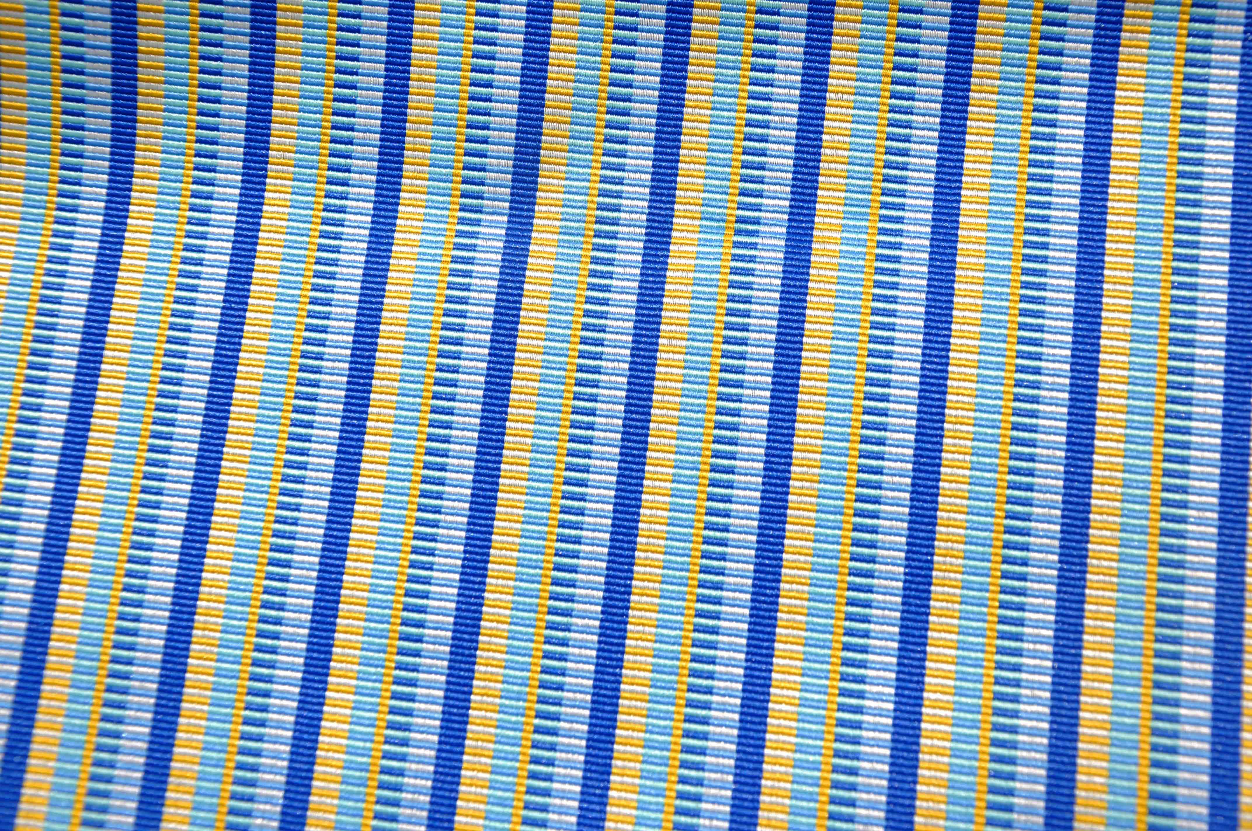 线型彩色琴键DS8124提花面料